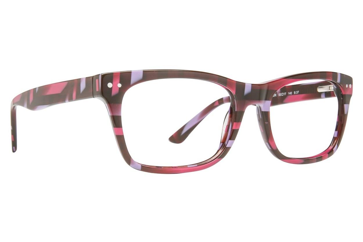 GX By Gwen Stefani GX034 Purple Glasses