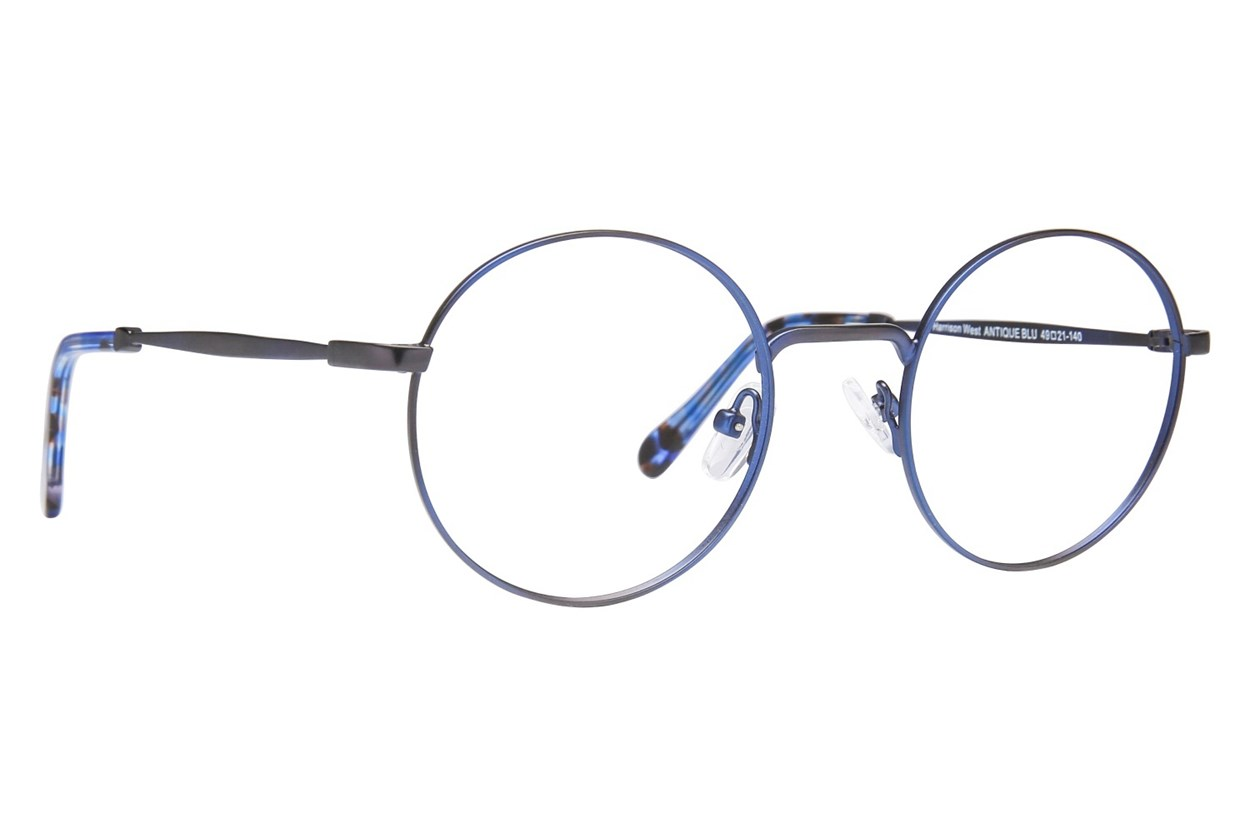 Westend Harrison West Blue Glasses
