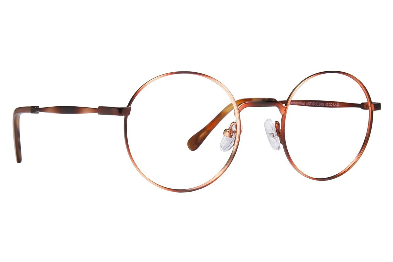 Westend Harrison West Brown Glasses