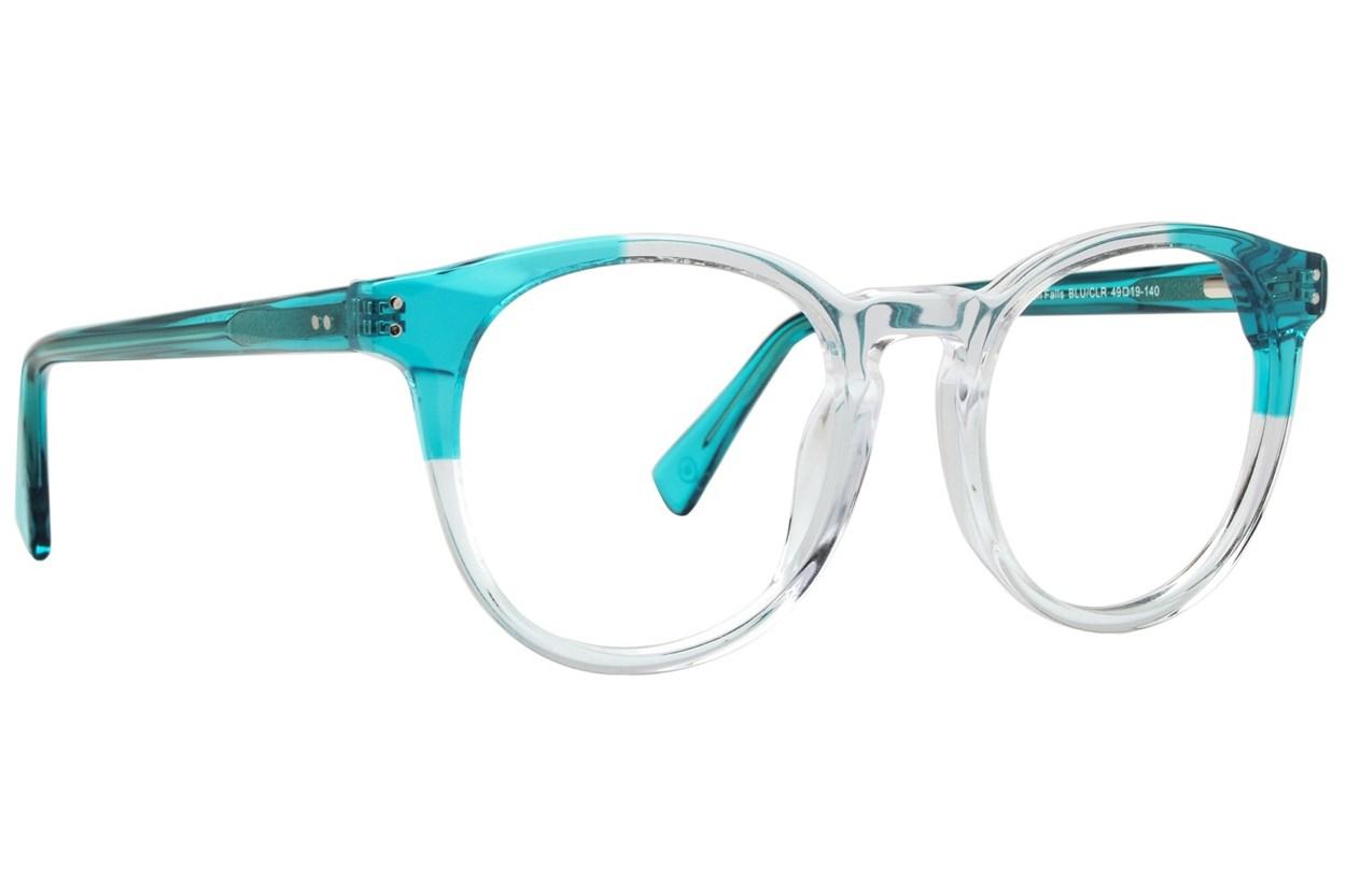 Westend Hayden Falls Blue Glasses