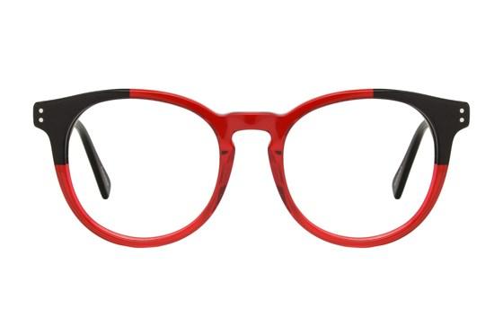 Westend Hayden Falls Red Glasses