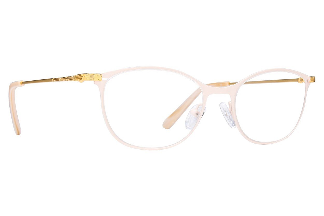 Westend Marble Cliff White Glasses