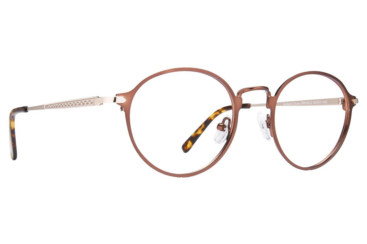 Westend Mulberry Grove Brown Glasses