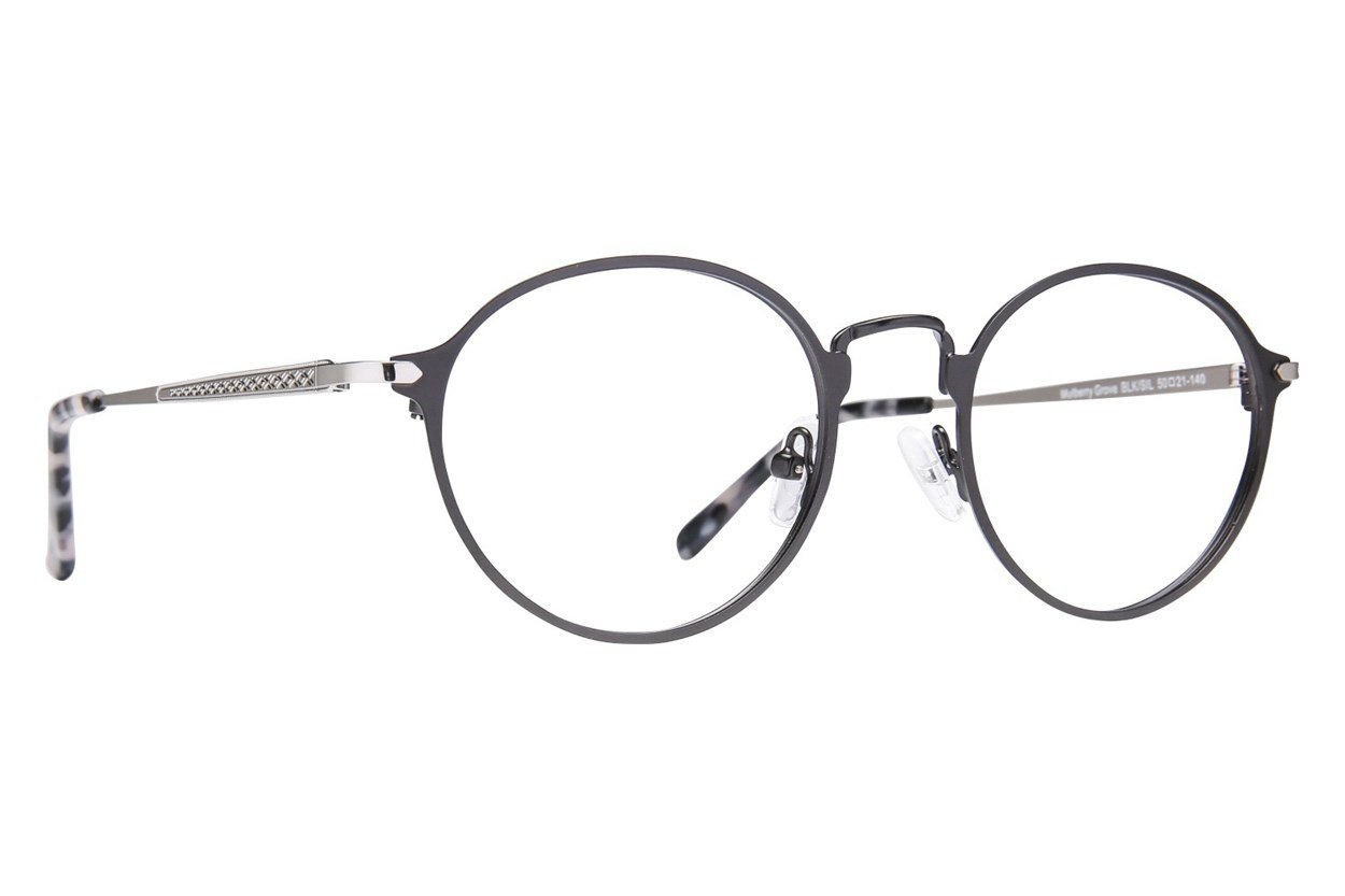 Westend Mulberry Grove Black Glasses