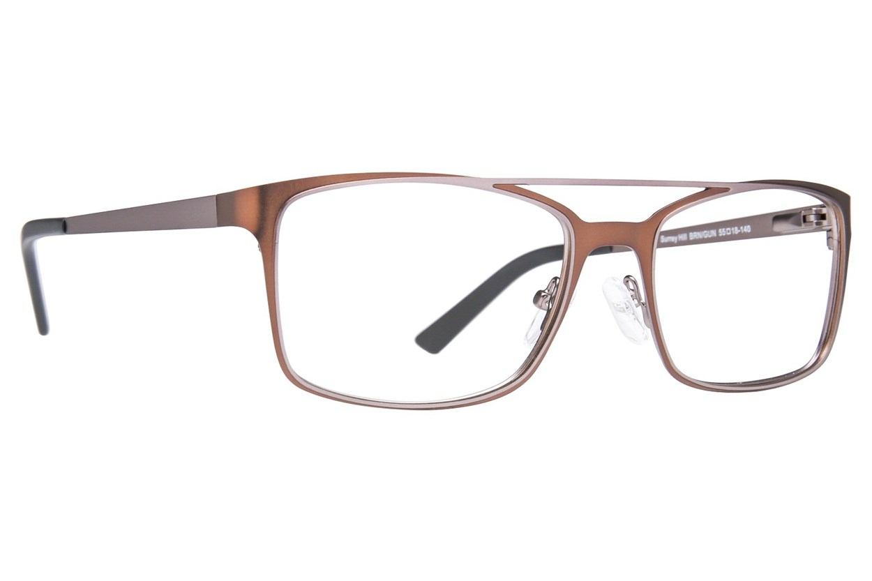 Westend Surrey Hill Brown Glasses