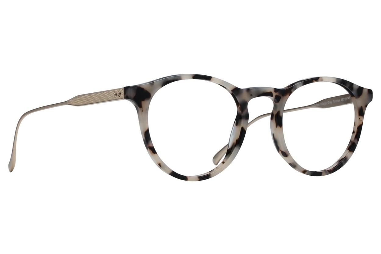 Westend Victorian Village Gray Glasses
