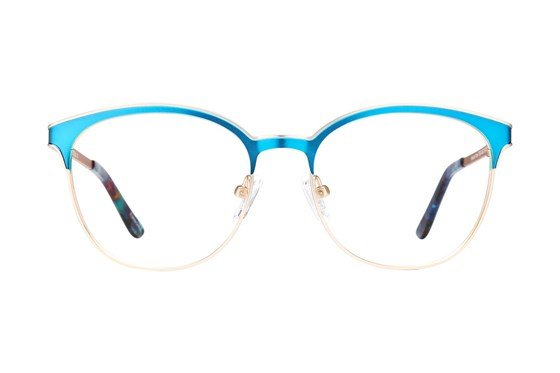 Westend Windsor Place Turquoise Glasses
