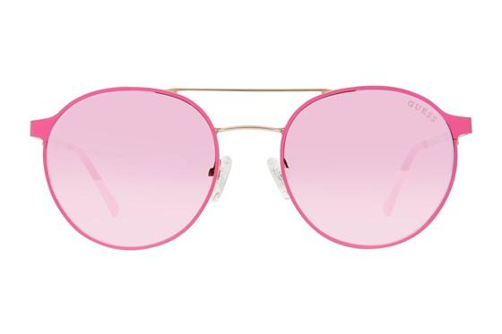 GUESS GU 3023 Pink Sunglasses