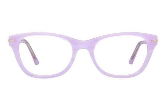 Westend Innis Gardens Purple Glasses