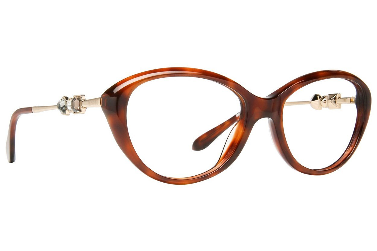 Moschino MO233V Tortoise Glasses