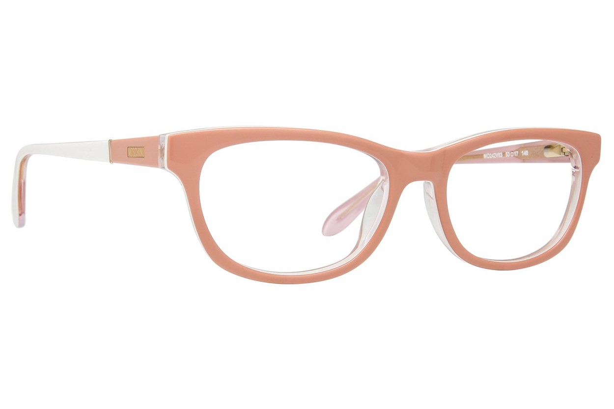 Moschino MO242V Pink Glasses