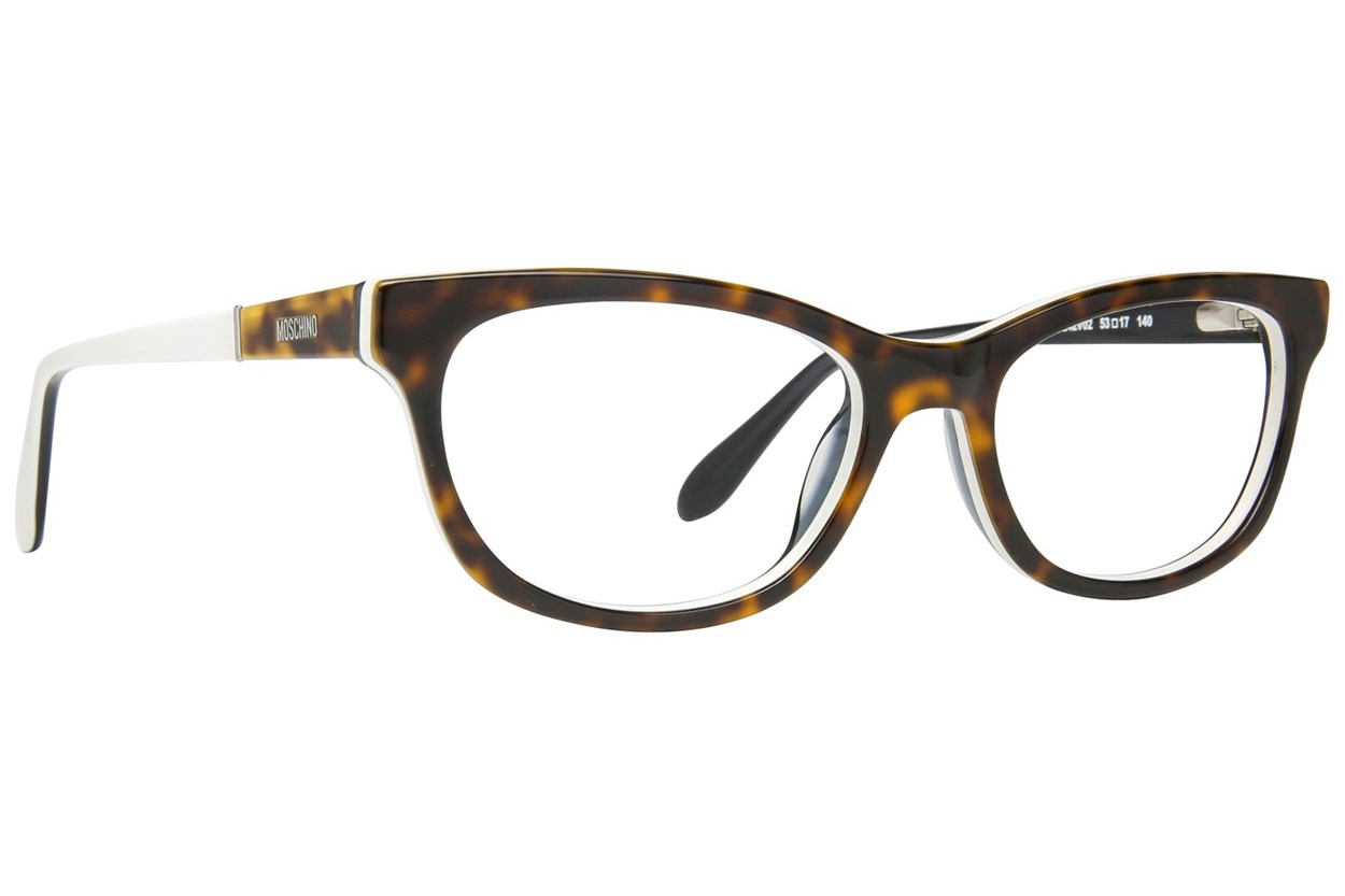 Moschino MO242V Tortoise Glasses