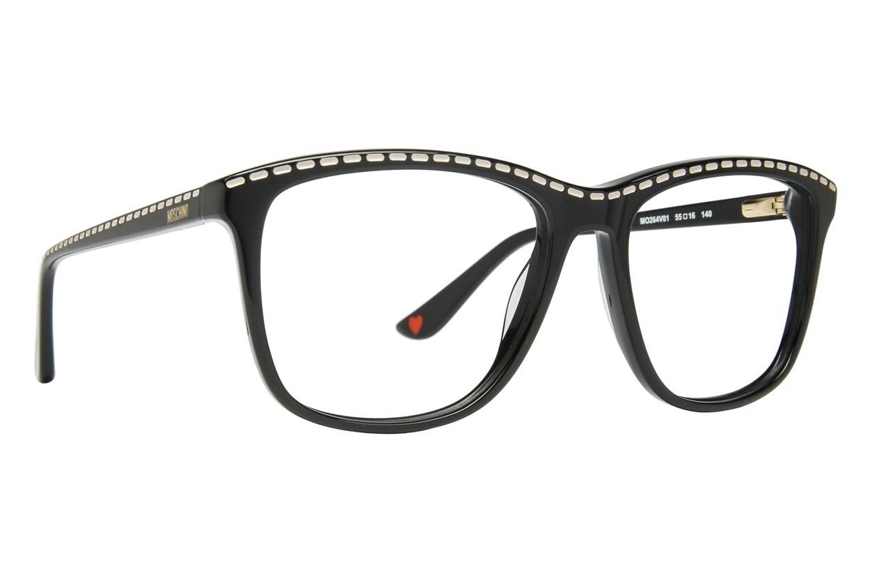 Moschino MO264V Black Glasses