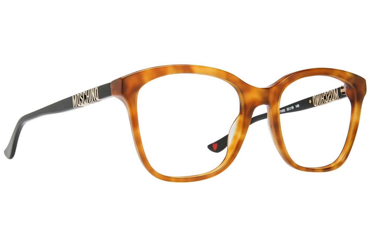 Moschino MO271V Tortoise Glasses