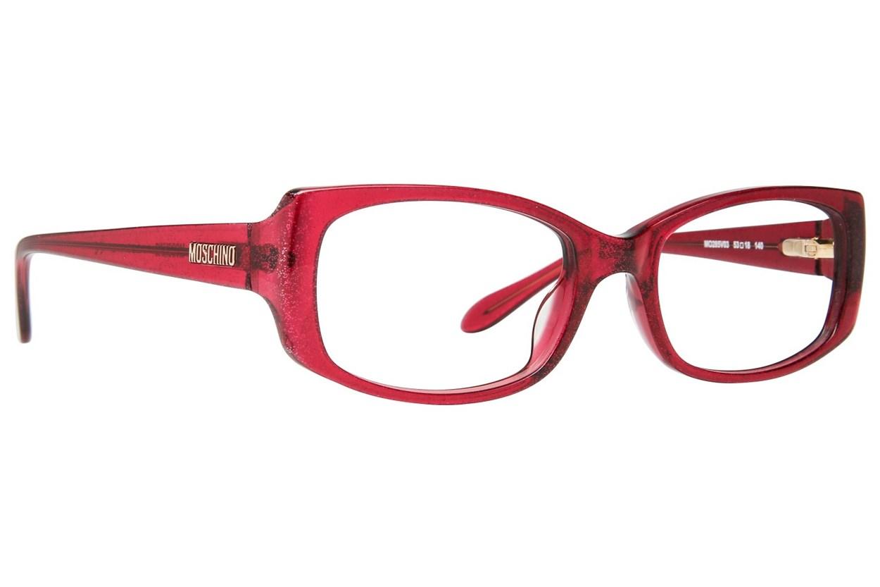 Moschino MO285V Red Glasses