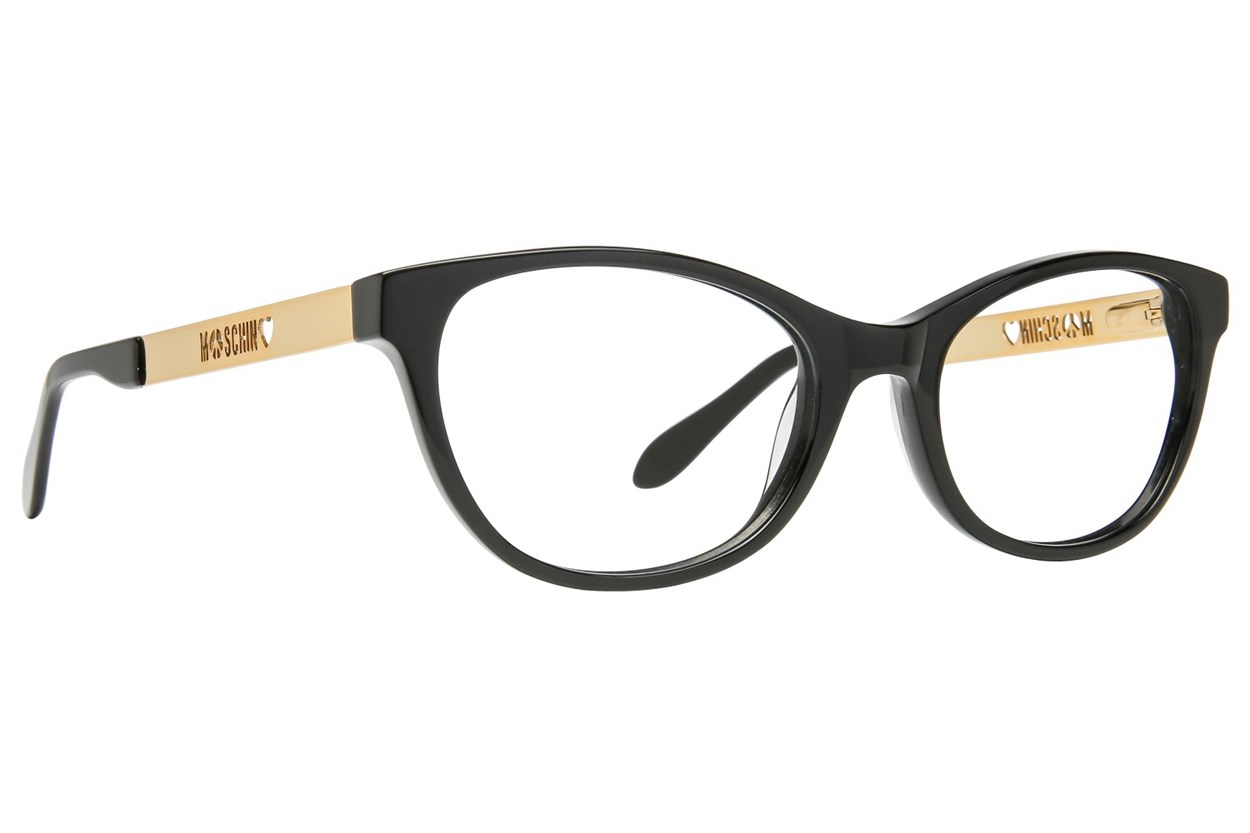 Moschino MO288V Black Glasses