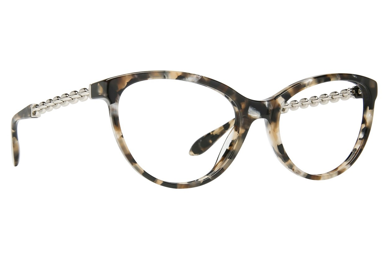 Moschino MO292V Gray Glasses