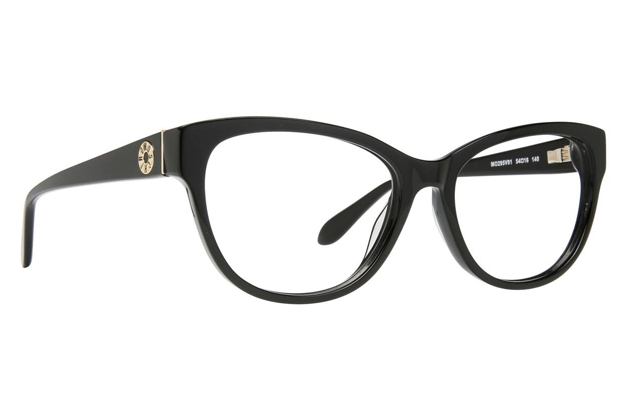 Moschino MO295V Black Glasses