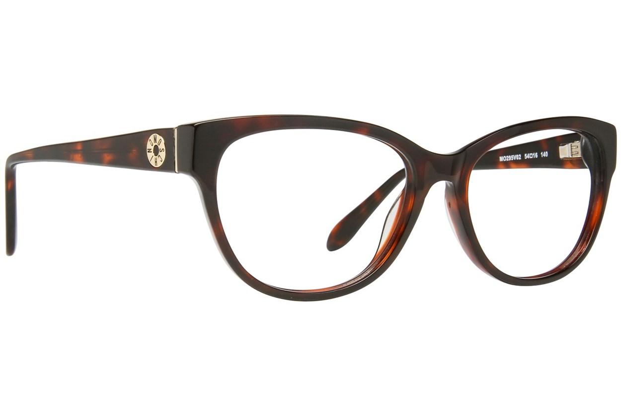 Moschino MO295V Tortoise Glasses