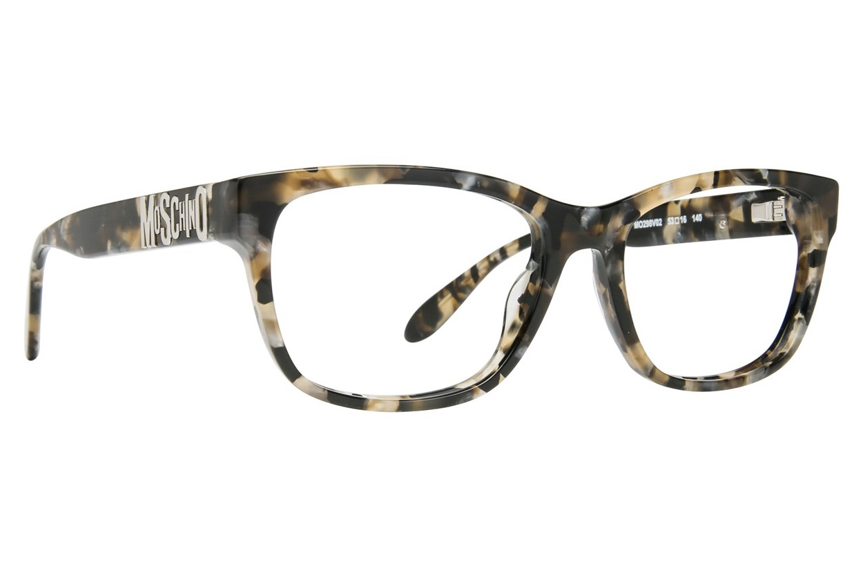 Moschino MO298V Gray Glasses