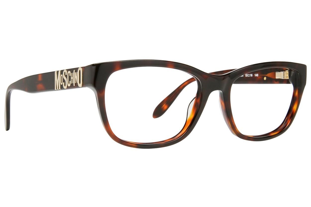 Moschino MO298V Tortoise Glasses