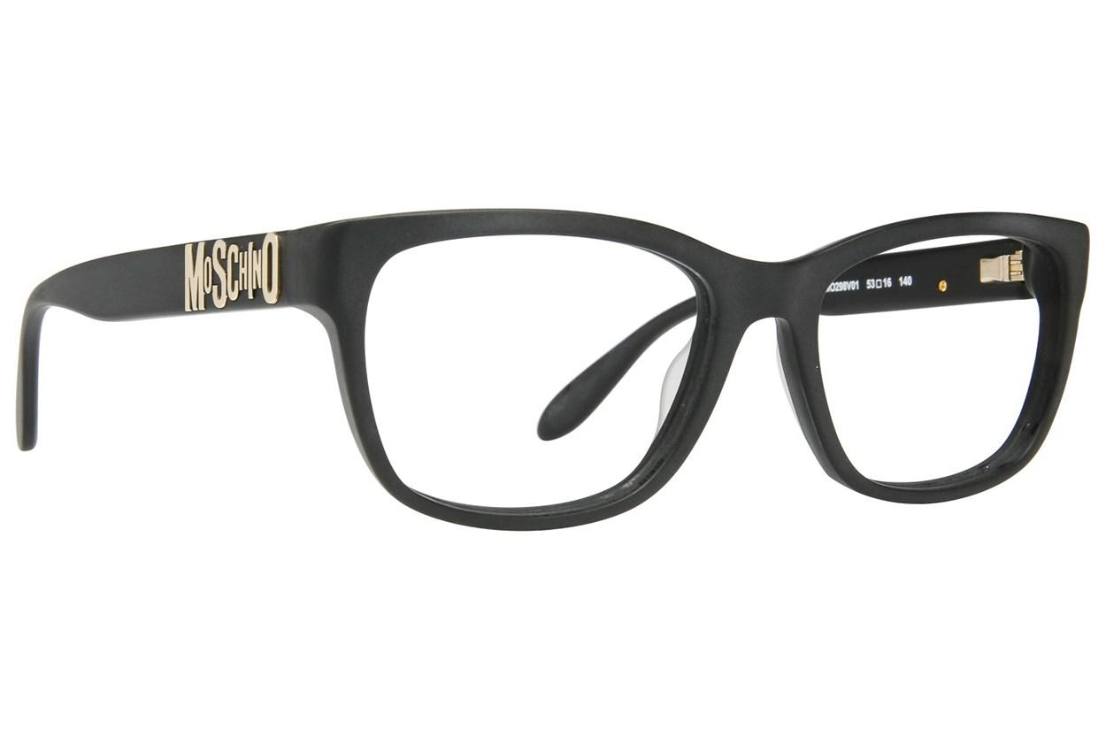 Moschino MO298V Black Glasses