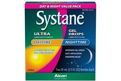 SYSTANE Day & Night Lubricant Eye Drops