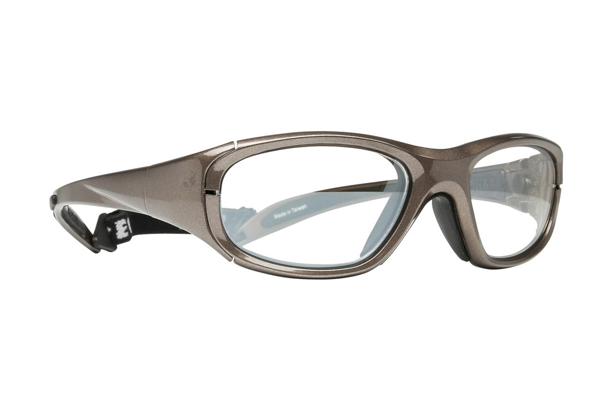 Rec Specs Maxx20 Gray Glasses