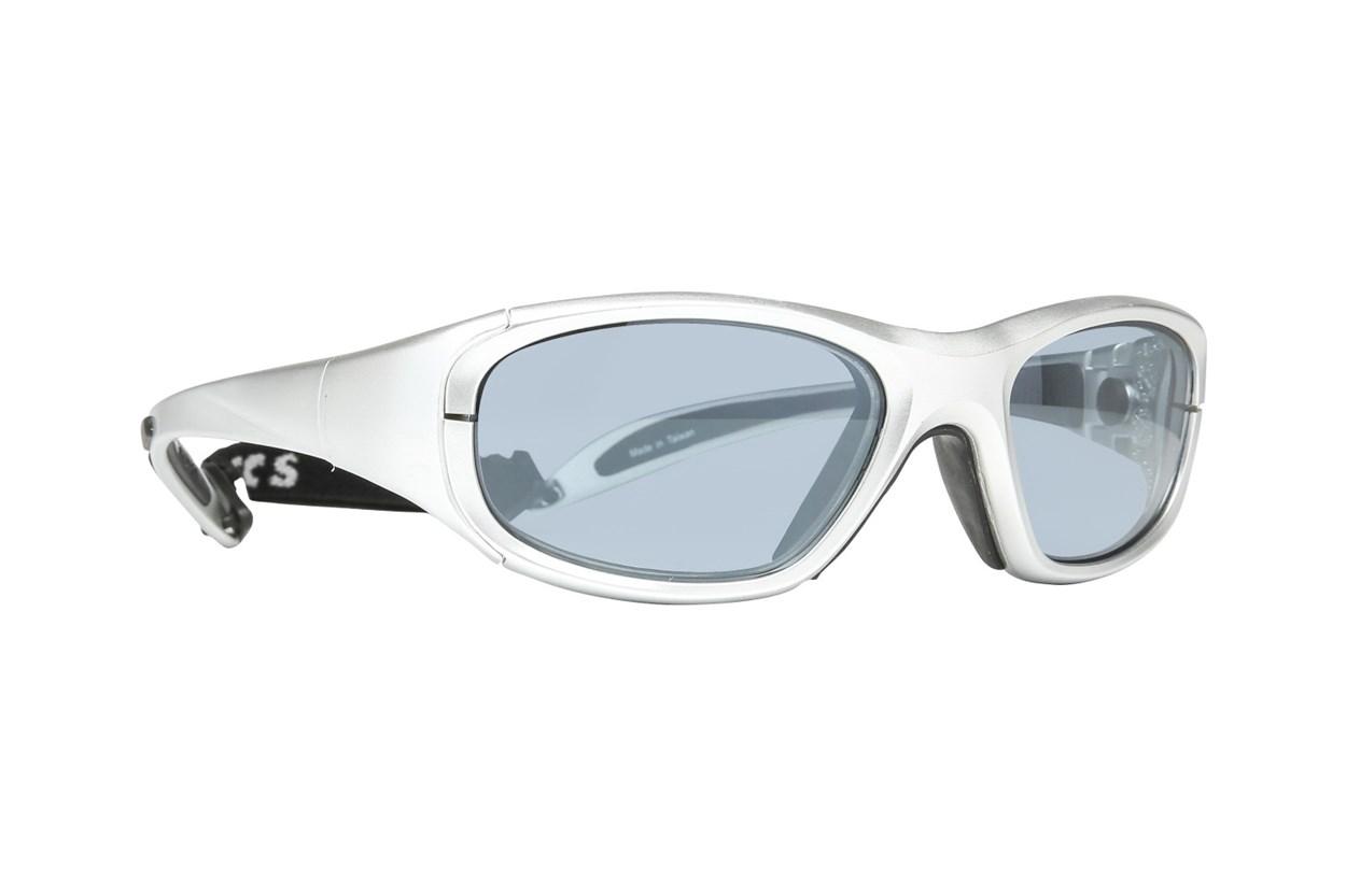 Rec Specs Maxx20 Silver Glasses