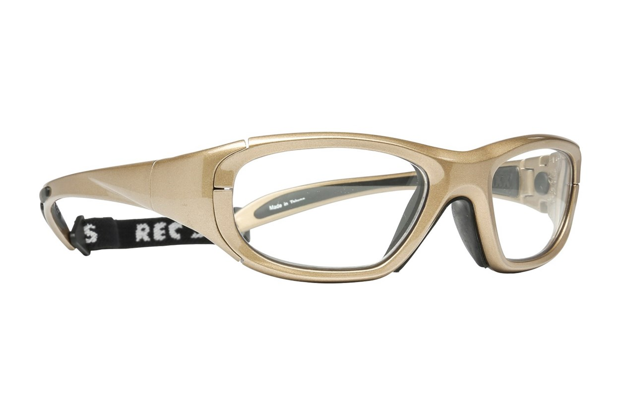 Rec Specs Maxx20 Eyeglasses - Brown