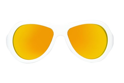 Babiators Polarized White