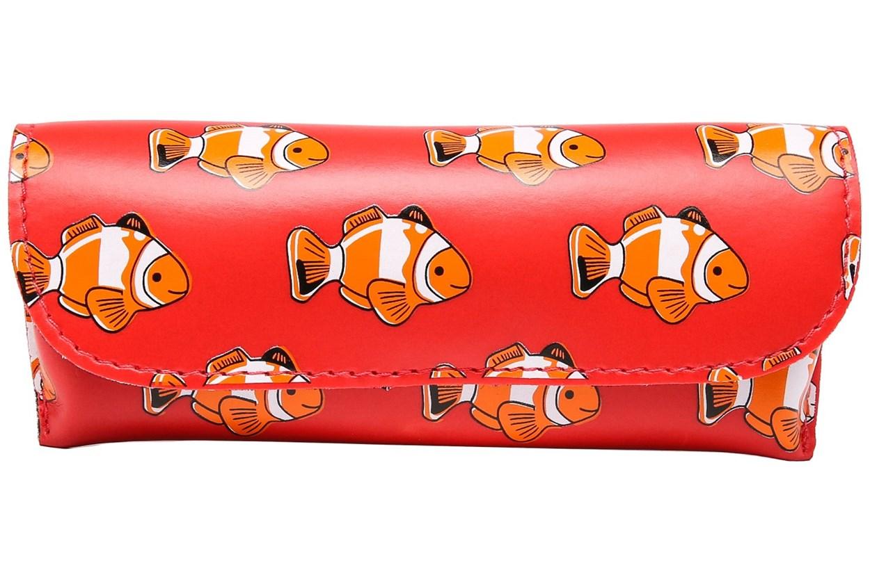 Amcon Protective Case - Under The Sea Orange GlassesCases