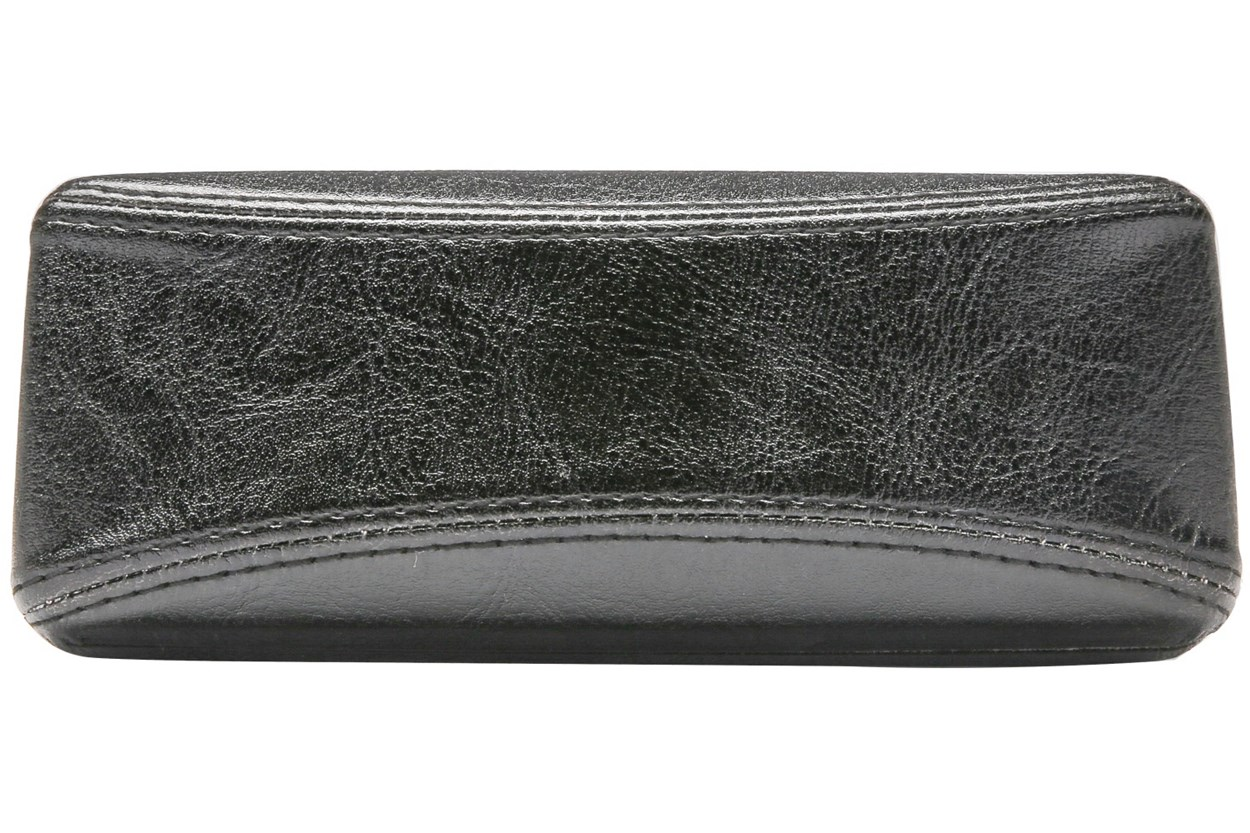 Amcon Executive Clamshell Case Black GlassesCases