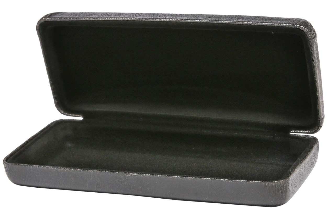 Alternate Image 1 - Amcon Executive Clamshell Case 50 - Black