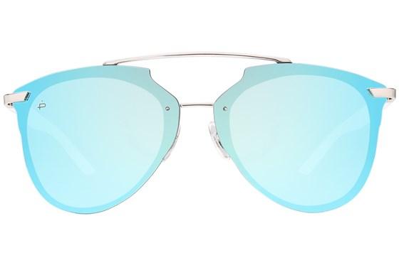 Prive Revaux The Benz Silver Sunglasses