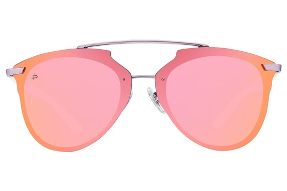 Prive Revaux The Benz Pink Sunglasses
