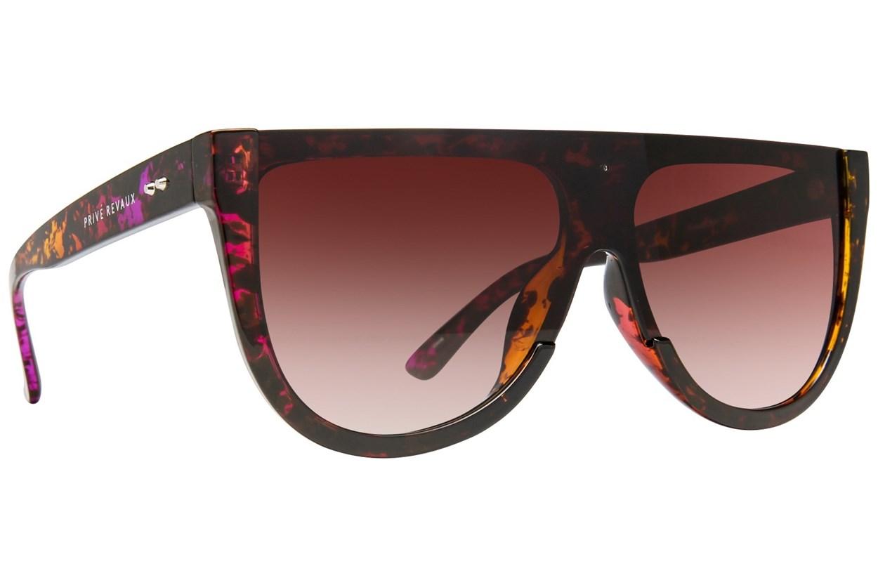 Prive Revaux The Coco Purple Sunglasses