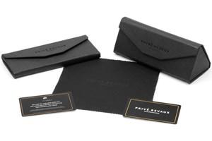 Click to swap image to alternate 2 - Prive Revaux The Commando Black Sunglasses