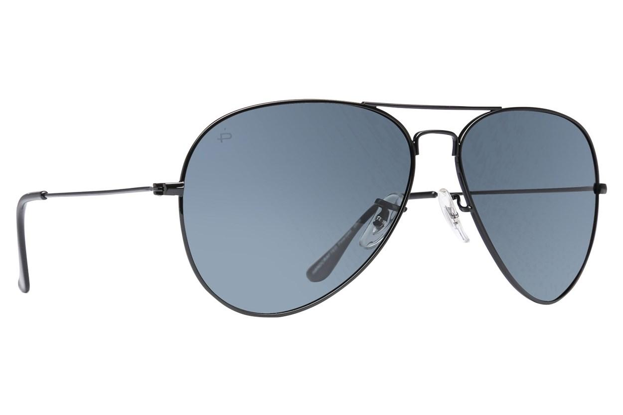 Prive Revaux The Commando Black Sunglasses