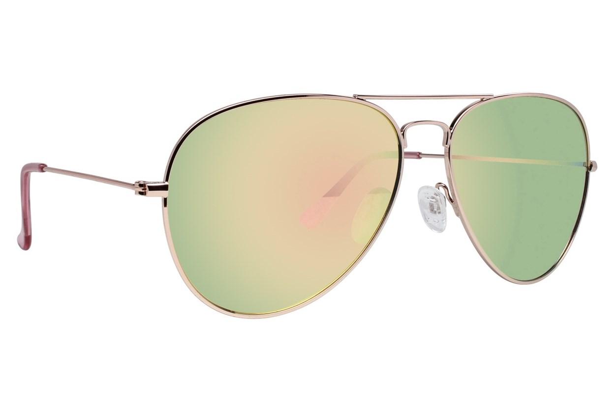 Prive Revaux The Commando Pink Sunglasses