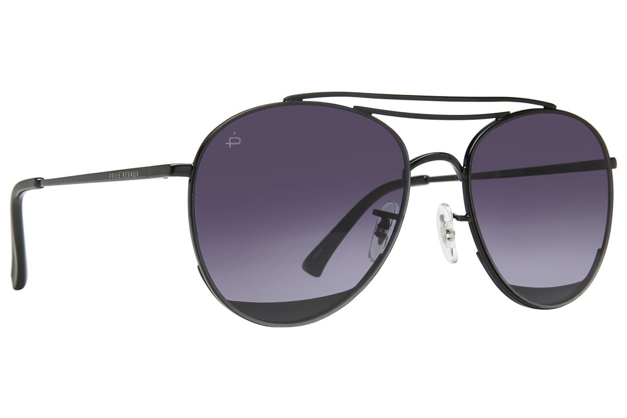 Prive Revaux The Dave O Black Sunglasses