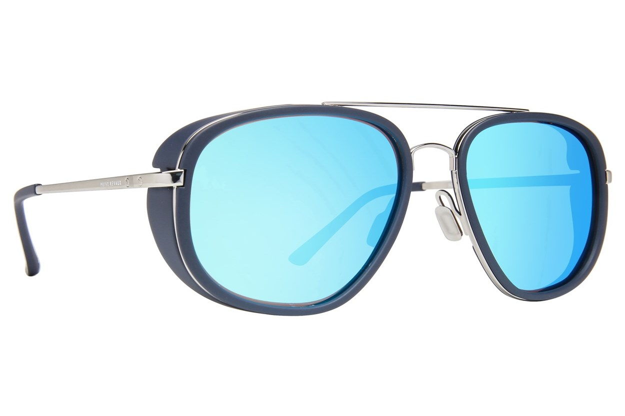 Prive Revaux The Explorer Sunglasses - Silver
