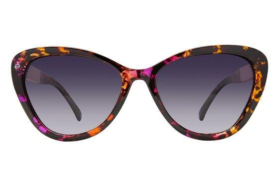 Prive Revaux The Hepburn Purple Sunglasses