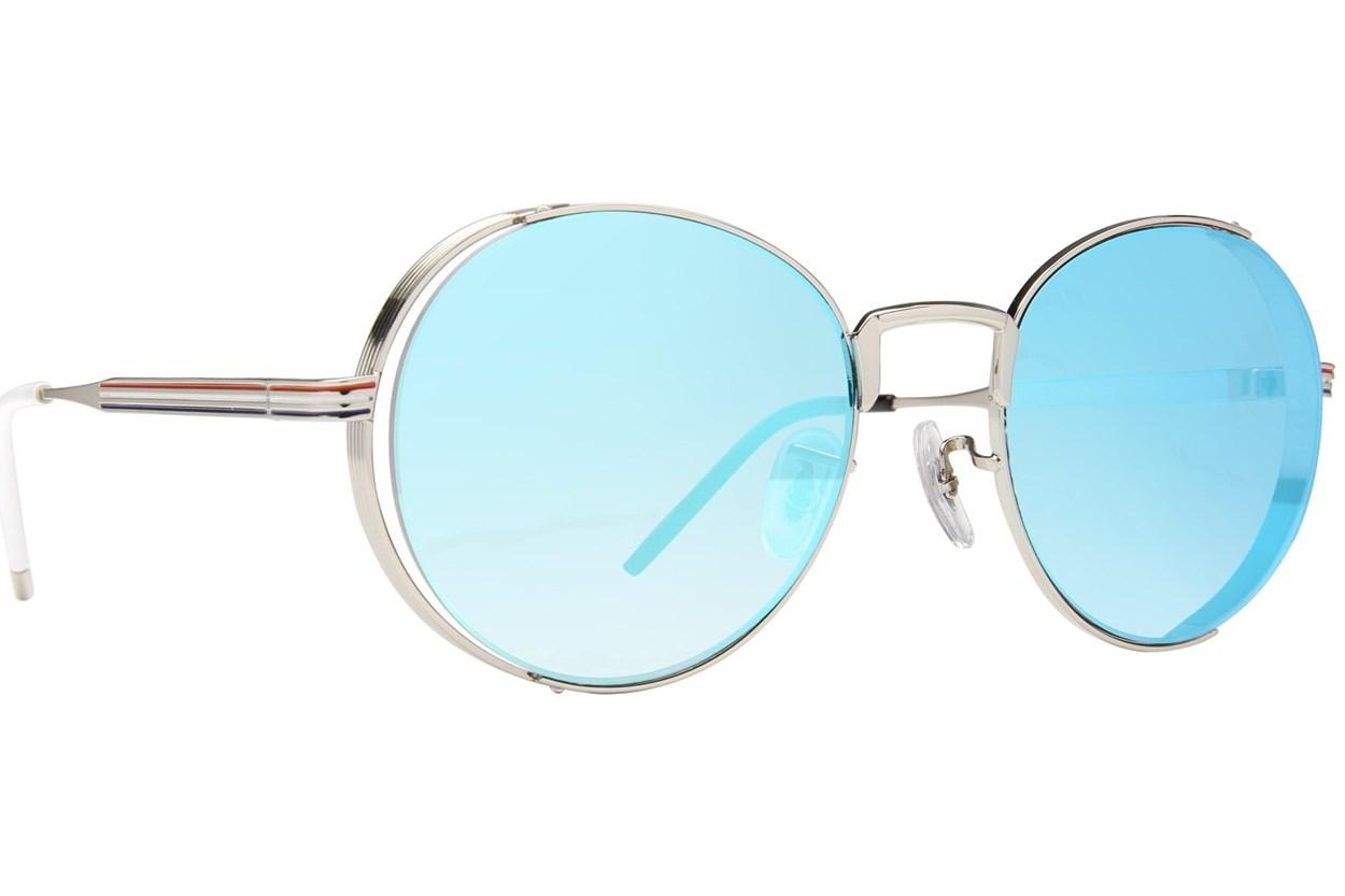 Prive Revaux The Riviera Silver Sunglasses