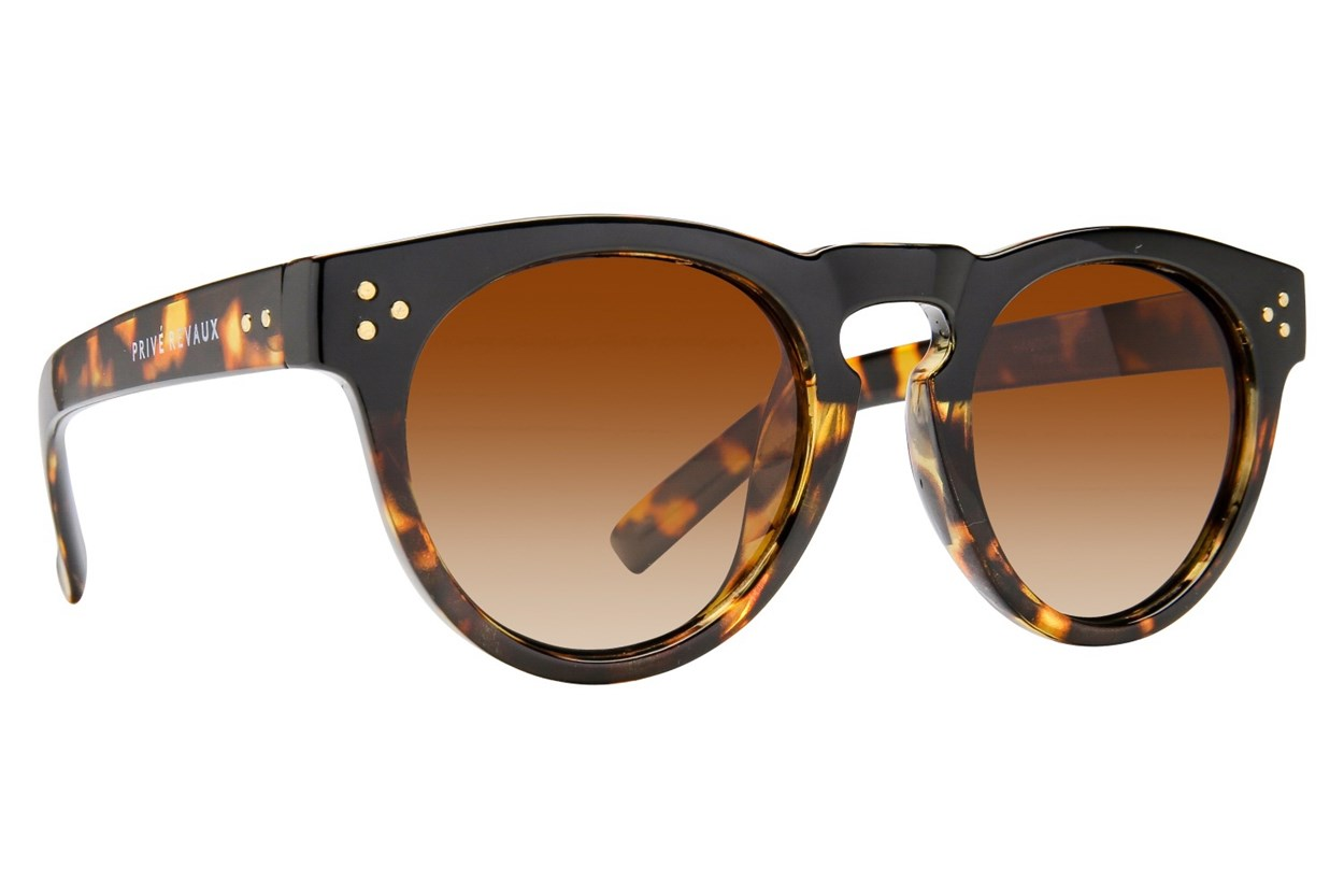Prive Revaux The Warhol Sunglasses - Brown