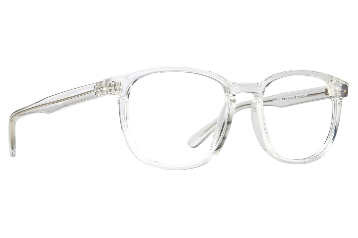 Affordable Designs Campbell Clear Glasses