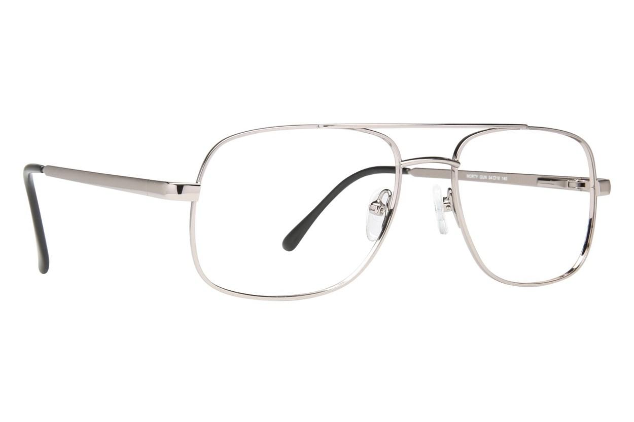 Eight To Eighty Eyewear Morty Gray Glasses