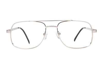 Eight To Eighty Eyewear Morty Silver