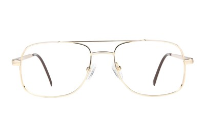 Eight To Eighty Eyewear Morty Gold