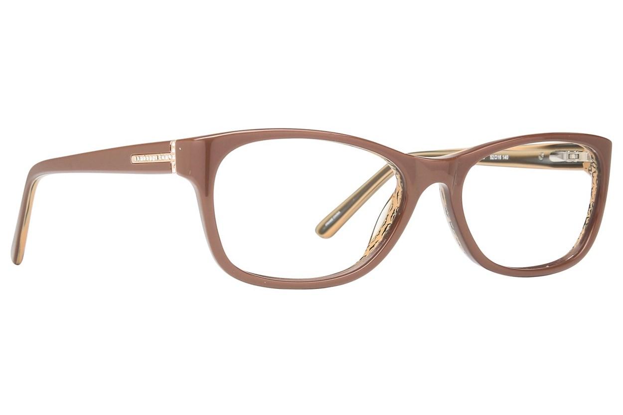 Serafina Paris Brown Glasses